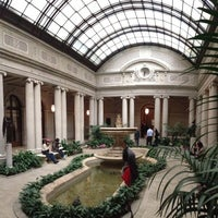 Photo taken at The Frick Collection by Joshua N. on 1/27/2013
