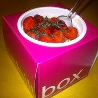 Photo taken at chillbox frozen yogurt by Epistimi D. on 6/28/2013