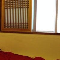 Photo taken at Bangrang Hostel by Ariel C. on 4/30/2014