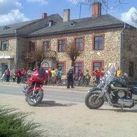 Photo taken at Pļaviņu kultūras nams by Sanita B. on 5/4/2013