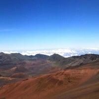 Photo taken at Haleakalā National Park by Erin L. on 8/12/2013