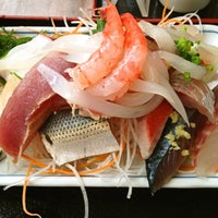 Photo taken at 魚鐵 by Masa O. on 6/28/2013