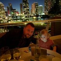 Photo taken at Azul at Mandarin Oriental, Miami by Игорь Х. on 4/6/2016