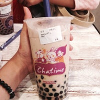 Photo taken at Chatime by Tash H. on 5/17/2015