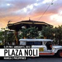 Photo taken at Plaza Noli by Mervin M. on 1/5/2013