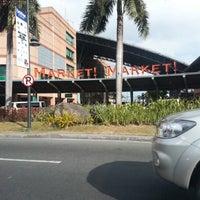 Photo taken at Market! Market! by Anna Q. on 2/7/2013