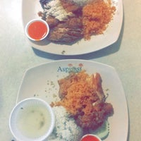 Photo taken at Aspirasi Food Stall by AdrianHo on 12/9/2015