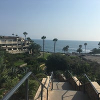 Photo taken at City of Laguna Beach by Deema A. on 7/31/2016