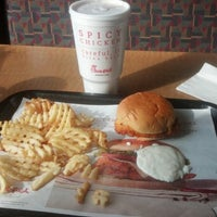 Photo taken at Chick-fil-A by Brandon S. on 1/11/2013