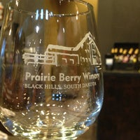 Photo taken at Prairie Berry Winery by Rebecca B. on 8/27/2013