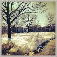 Photo taken at AU – Mary Graydon Center (MGC) by Bridget B. on 2/14/2014