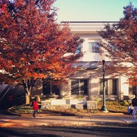 Photo taken at AU – Kogod School of Business by Bridget B. on 11/7/2013