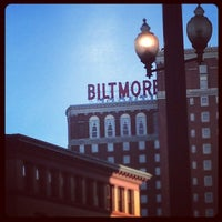 Photo taken at The Providence Biltmore Hotel by Will M. on 12/3/2012
