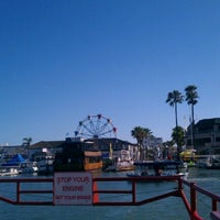 Photo taken at Balboa Island Ferry by Andrea A. on 6/4/2013