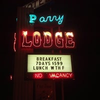 Photo taken at Parry Lodge by Stacey W. on 10/6/2012