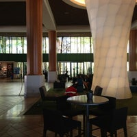 Photo taken at Hyatt Regency Lobby Bar by Marc S. on 11/13/2012