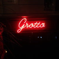 Photo taken at Grotto by Kimberly T. on 11/6/2013