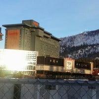 Photo taken at Harrah's Lake Tahoe Resort & Casino by Gabriel B. on 12/20/2012