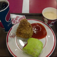 Photo taken at KFC / KFC Coffee by Andre P. on 4/19/2013