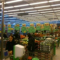 Photo taken at Kaufland by Szabyx on 12/18/2012