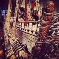 Photo taken at The Vasa Museum by Yagnenok on 1/3/2013