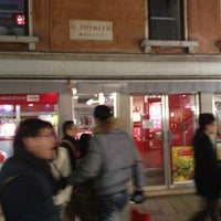 Photo taken at Vodafone Store by Maksym B. on 12/31/2012