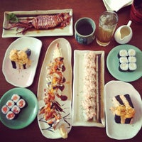 Photo taken at Sushi Tei by Ardinata P. on 1/14/2013