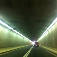 Photo taken at Lehigh Tunnel by Mike P. on 3/22/2013