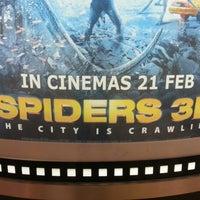 Photo taken at LFS Cinemas by Azuan S. on 2/22/2013