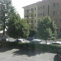 Photo taken at Hotel Fiera by Александра Б. on 8/20/2013