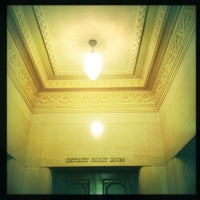 Photo taken at Ward County Courthouse by ssp b. on 10/5/2012