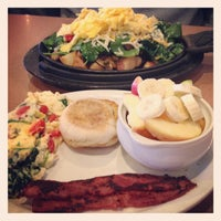 Photo taken at Denny's by Kelly B. on 11/4/2012