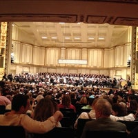Photo taken at Powell Hall by Denny S. on 5/10/2013