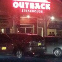 Photo taken at Outback Steakhouse by Kiu K. on 12/30/2012