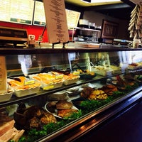 Photo taken at Rubin's Kosher Delicatessen by Chris D. on 1/1/2014