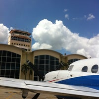 Photo taken at Cibao International Airport (STI) by Carlos F. on 4/19/2013