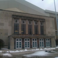 Photo taken at Allen County War Memorial Coliseum | Arena, Expo Center & Conference Center by Eugene Kimmons O. on 3/26/2013
