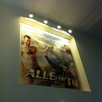 Photo taken at Ro's Torv Kino 123 by Lone H. on 1/20/2013