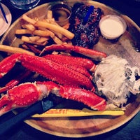 Photo taken at Bob Chinn's Crab House by Jared W. on 3/13/2013