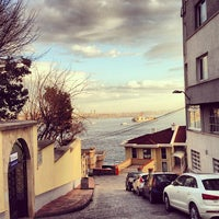Photo taken at Cihangir by Engin T. on 1/22/2013