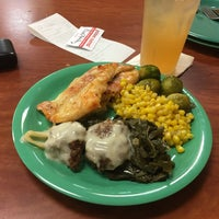 Photo taken at Golden Corral by C. Oliver P. on 8/15/2016