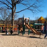 Photo taken at Barton Springs Playground by Blake L. on 3/3/2013