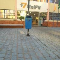 Photo taken at Centro Universitário Filadélfia (UniFil) by Dhalas G. on 3/29/2014