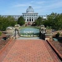 Photo taken at Lewis Ginter Botanical Garden by Stephen W. on 4/27/2013