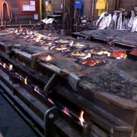 Photo taken at Columbia Steel Casting Co., Inc. by Alan G. on 5/16/2014