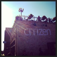 Photo taken at Citizen Bar Chicago by Michael S. on 8/18/2013