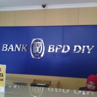 Photo taken at Bank BPD DIY cabang Pasar Stan by Hening D. on 12/20/2012
