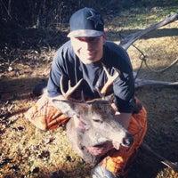 Photo taken at 4 x 4 Hunting Club by David L. on 11/16/2012