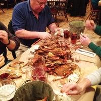 Photo taken at Ocean Pride Restaurant & Bar by Tonya S. on 12/28/2012