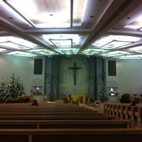 Photo taken at Shrine of the Most Holy Redeemer by Chansoo K. on 1/2/2013